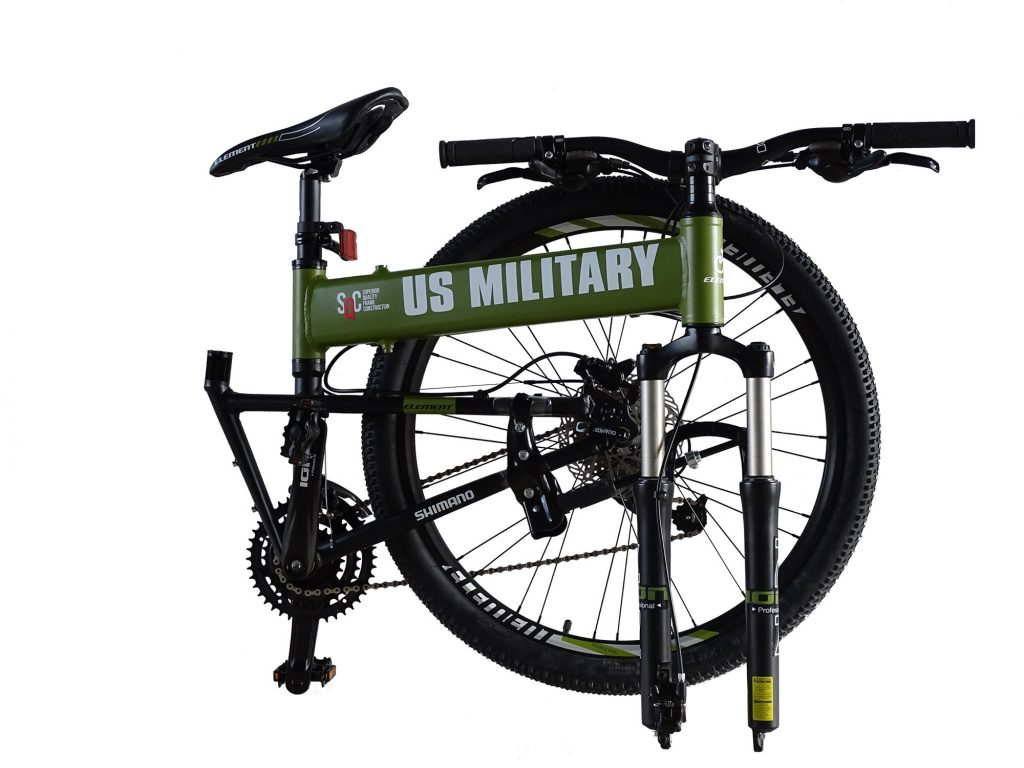 US Military folded - Element Bike