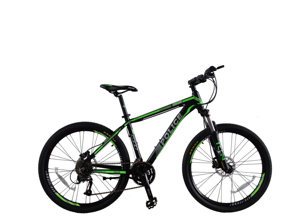 Vancouver 3.0 Black Green - Sepeda Element - Element Bike