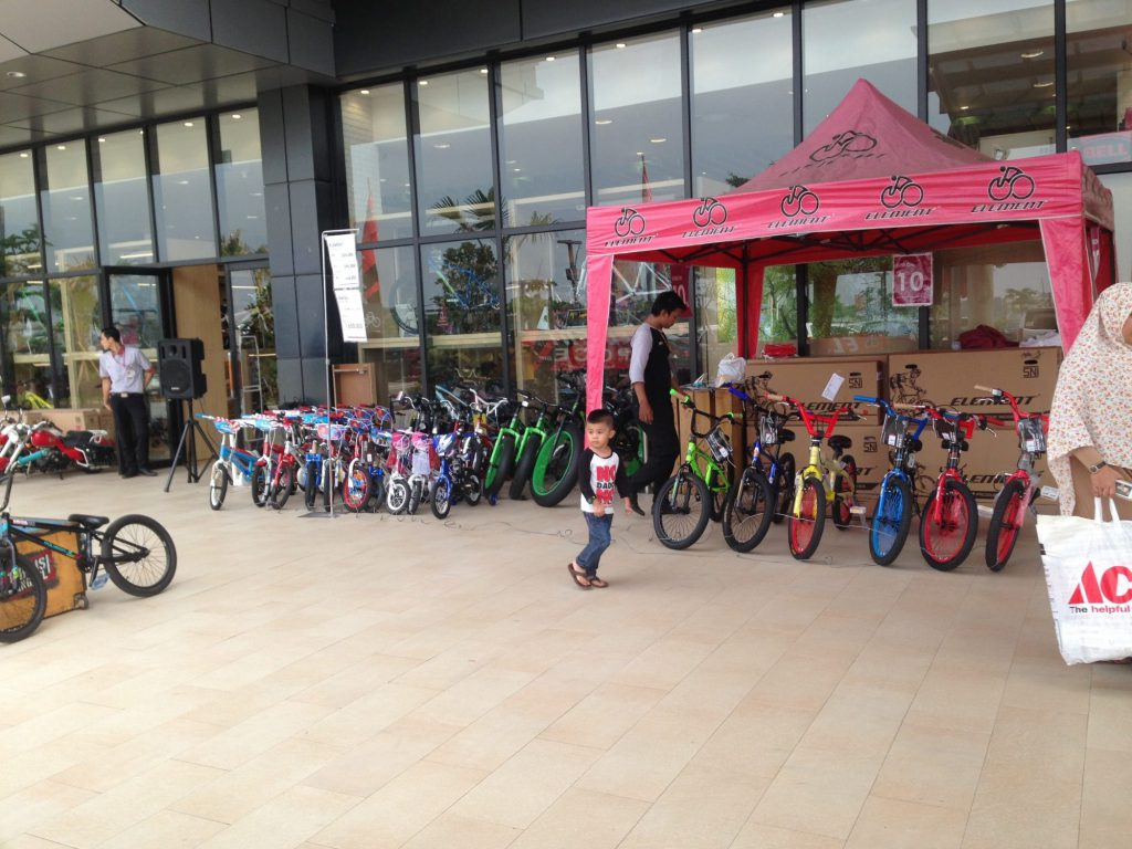 event Freestyle BMX